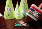 DIY Holiday Advent Calendar Treats