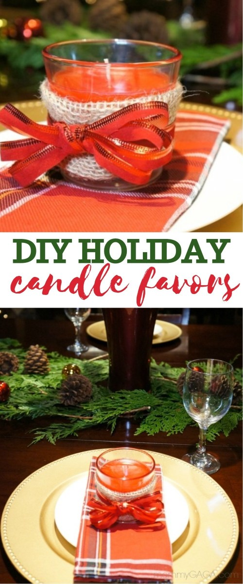 Simple Holiday Home_ DIY Holiday Candle Favors for The Christmas Table
