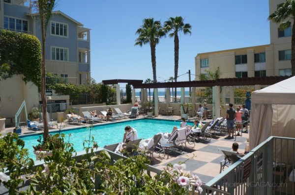 The Pool at JW Marriott Hotel, Santa Monica