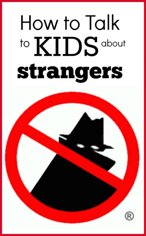 How To Talk To Kids About Stranger Danger - Important Parenting Tips!