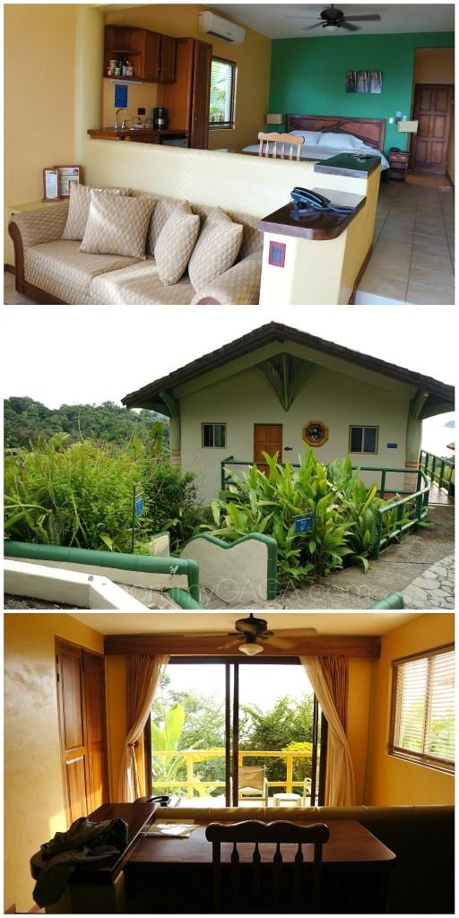 Bungalow Rooms at Si Como No Hotel, Manuel Antonio, Costa Rica