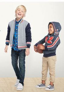 Gymboree back to school outfit ideas for boys