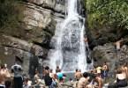 Hike El Yunque to La Mina Falls in Puerto Rico