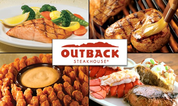 The best food at Outback Steakhouse