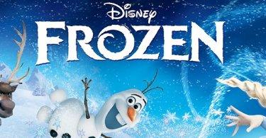 Disney's FROZEN movie