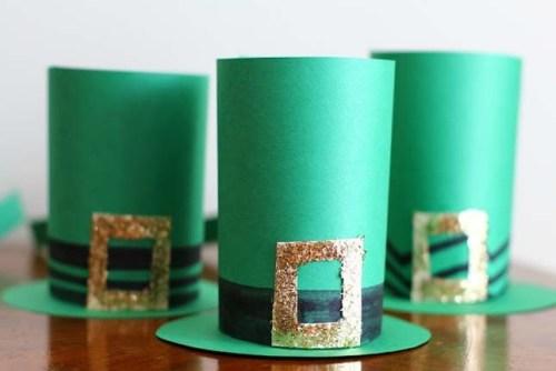 Leprechaun hats craft, PBS Kids