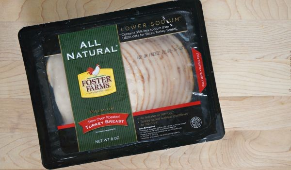 Foster Farms® All Natural Oven Roasted Turkey for turkey pinwheels