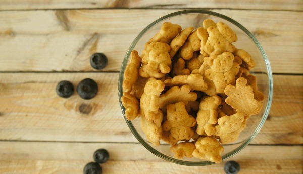 Ziplock butterfly craft - Honey Maid Teddy Grahams, a wholesome snack