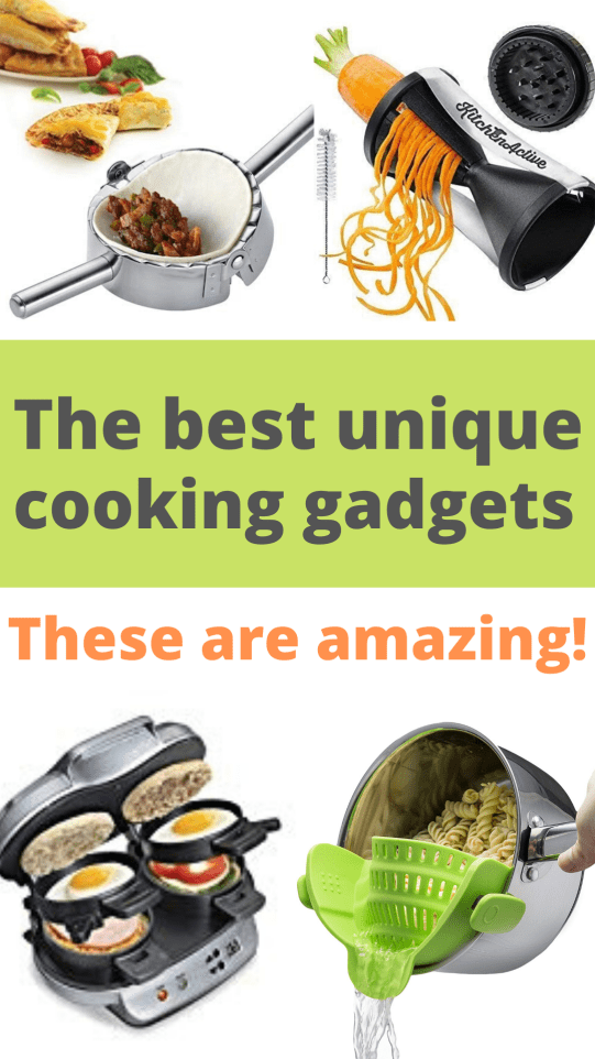 14 Unique Kitchen Gadgets And Cooking Tools You Need In Your Kitchen