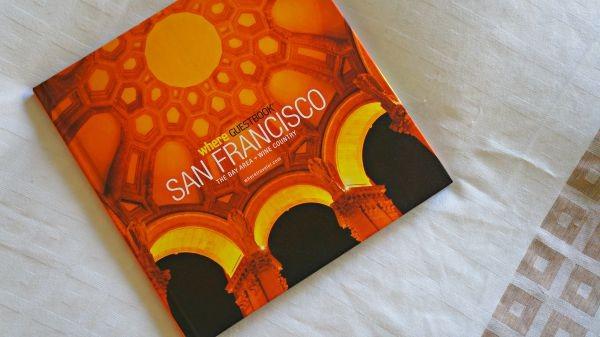 The Acqua Hotel, San Francisco Where Guestbook