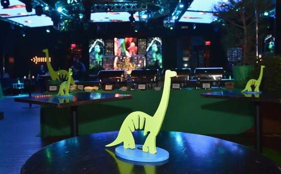 World Premiere Of Disney-Pixar's THE GOOD DINOSAUR At El Capitan Theatre, Inside the after party 11-17-15