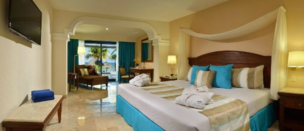 MELIA Vacation Club Cozumel All Inclusive Hotel rooms and suites