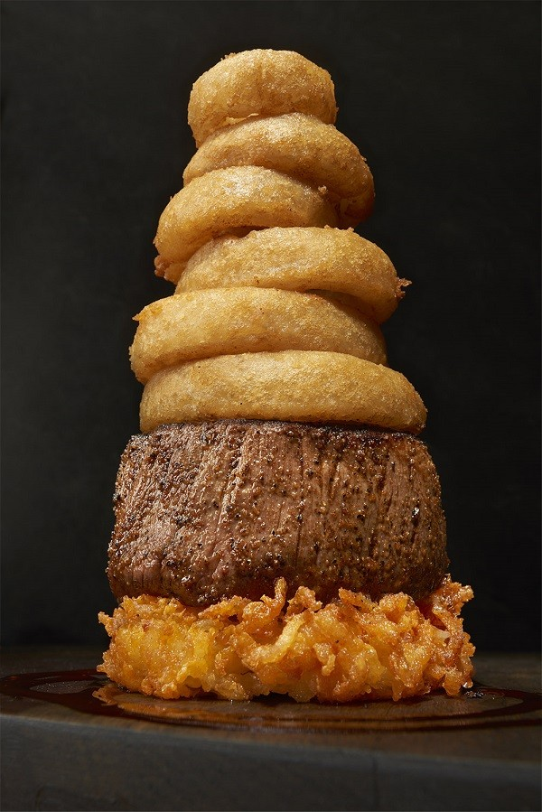 outback-steakhouse-raise-the-steaks-menu-onion-tower-filet-on-crispy-potato-hash