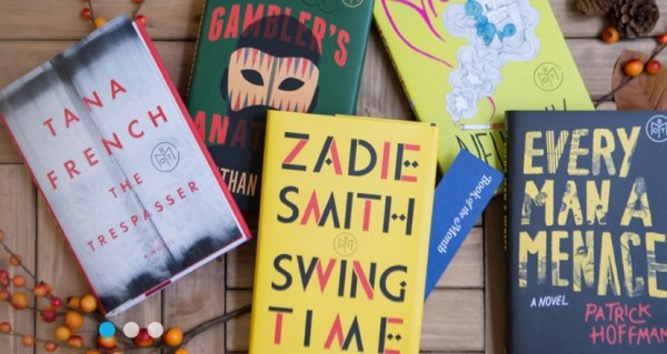 The best monthly subscription boxes, Book of the month club