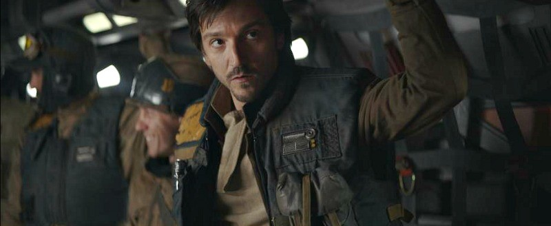 Diego Luna f Rogue One: A Star Wars Story