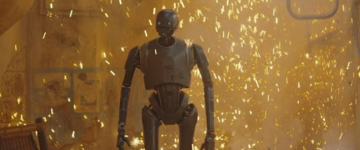Rogue One A Star Wars Story movie new character K2SO