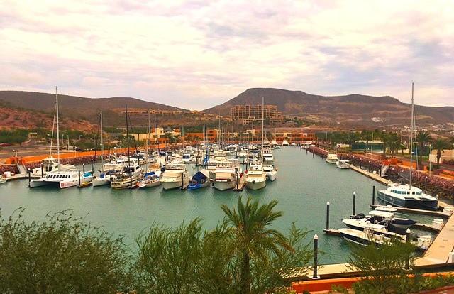 Marina Costa Baja, La Paz, Mexico