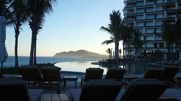 Mornings at Grand Velas Los Cabos all-inclusive hotel