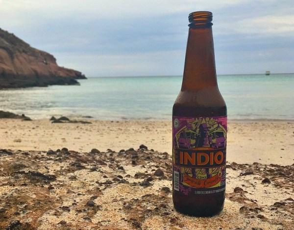 Indio Mexican beer cerveza