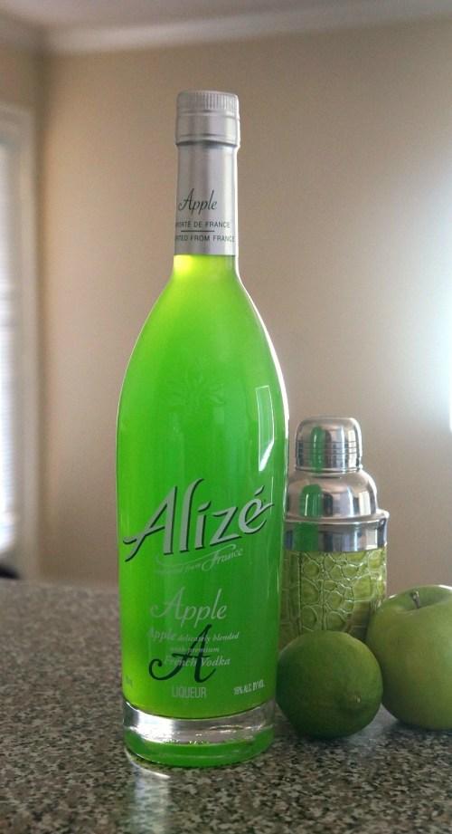 Alize Apple French Vodka