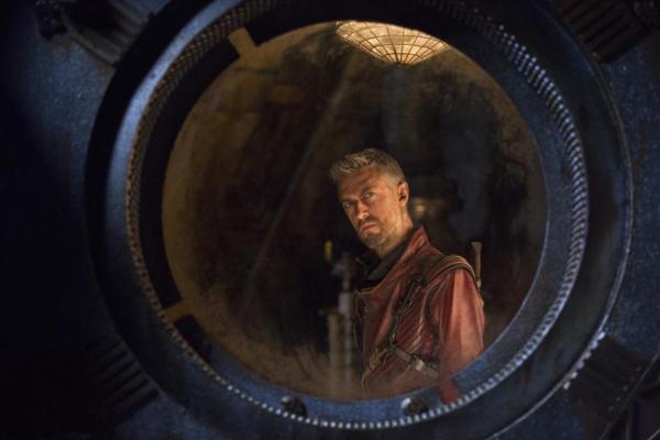 Guardians of the Galaxy Vol 2 Kraglin movie still