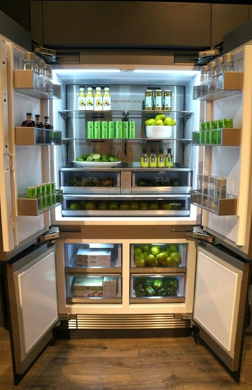 Samsung Chef Collection 42- Built-in 4-Door Flex Refrigerator