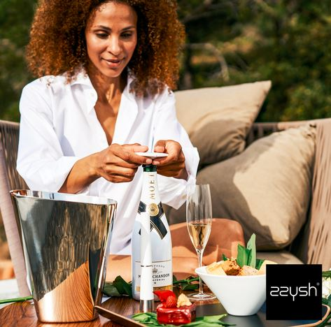 How to store open wine - preserve an open bottle of wine with Zzysh wine preservation system