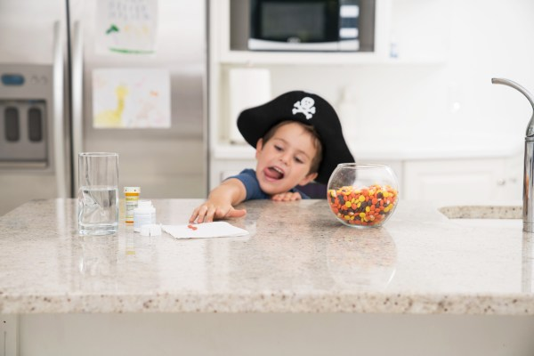 Cute pirate kid on Halloween reaching for candy, Know Your OTCs