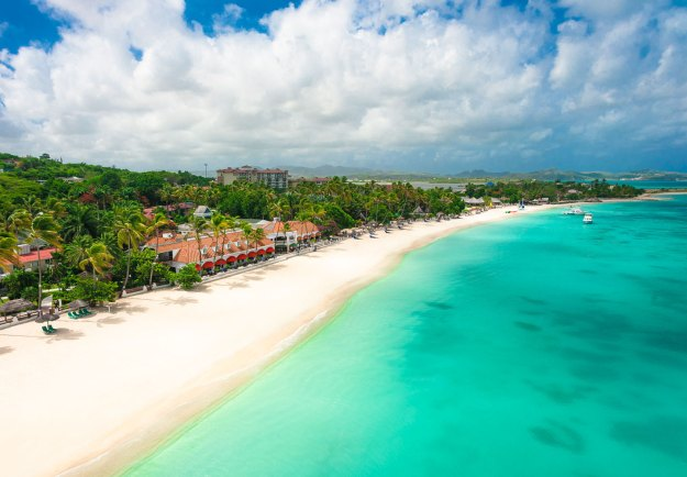 Sandals Grande Antigua All Inclusive Resort on Dickenson Bay