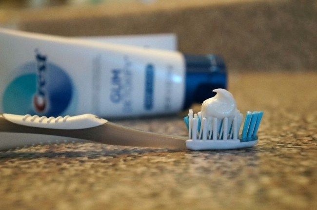 Healthy lifestyle habits - Oral health and hygiene is important
