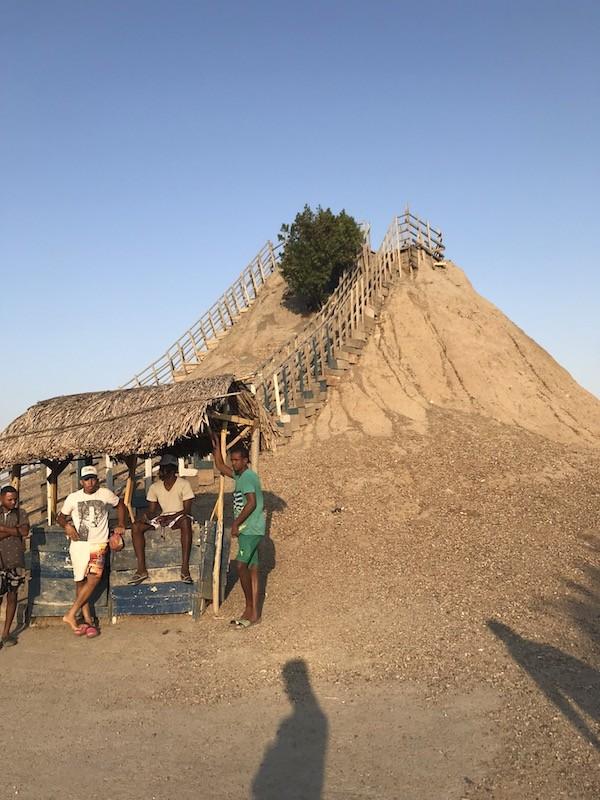El Totumo mud volcano tour, Cartagena, Colombia