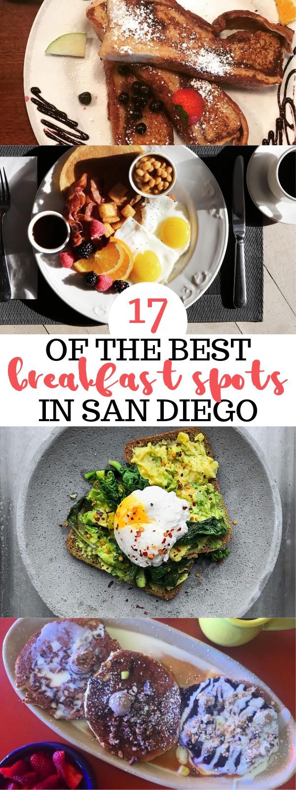 17 Of The Best Breakfast Spots In San Diego | best breakfast in La Jolla | best breakfast in San Diego | best pancakes in san diego | breakfast downtown san diego | breakfast in san diego | breakfast places in san diego downtown | breakfast restaurants in san diego ca | san diego breakfast restaurants