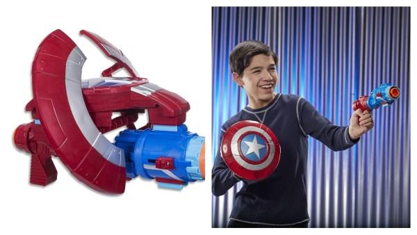 Avengers Infinity War merchandise Assemble Gear NERF blasters