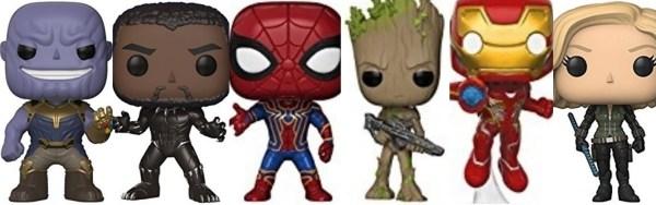 Funko Pop Avengers Infinity War