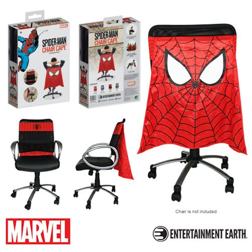 Spider Man chair cape, Avengers Infinity War