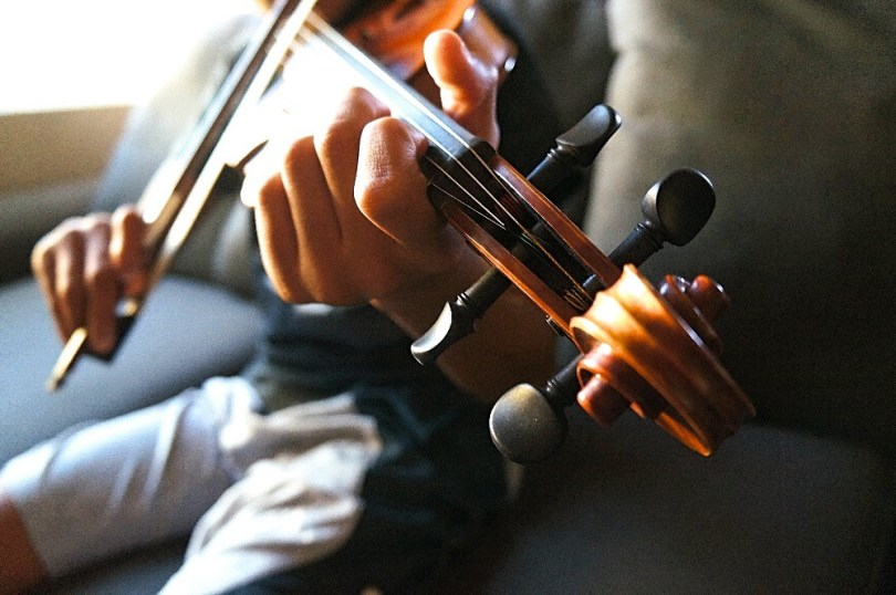 Yamaha student violin a great violin for kids