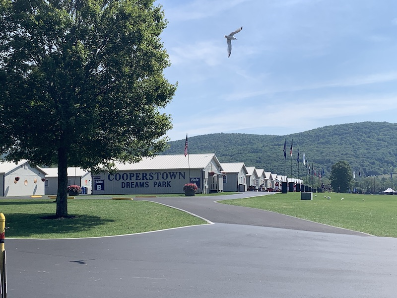 Barracks at Cooperstown Dreams Park