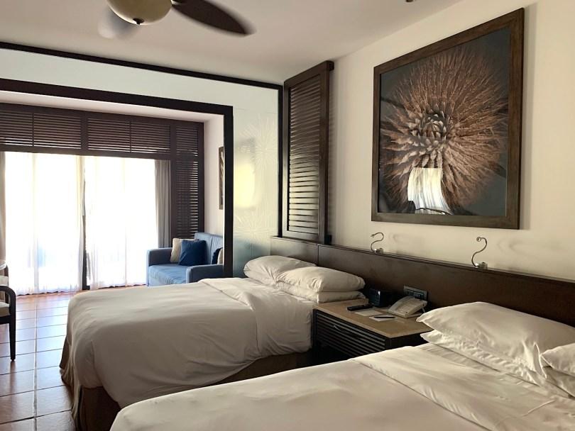 Hyatt Ziva Cabo Oceanview Double Master rooms