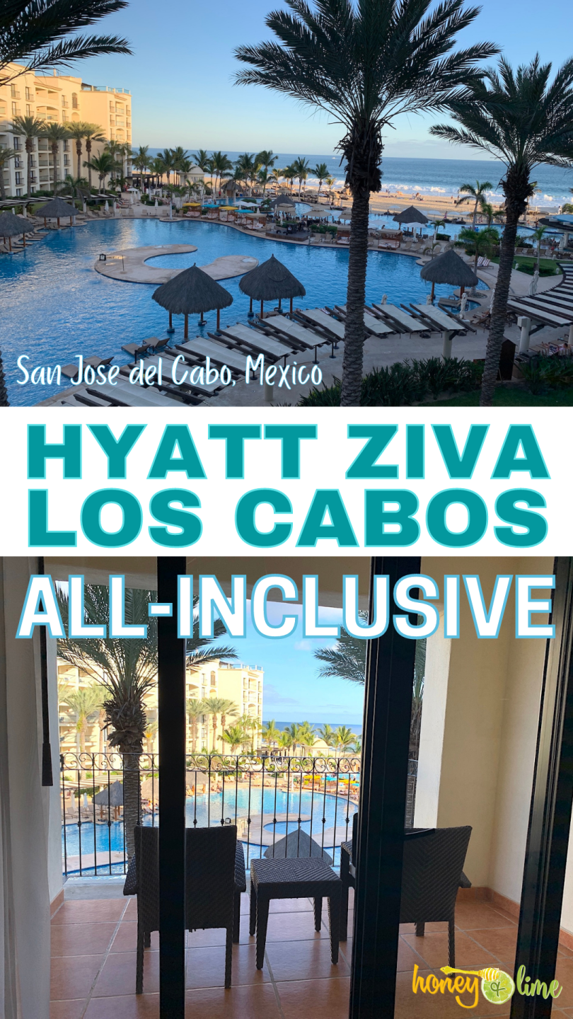 Hyatt Ziva Los Cabos Review - An All-Inclusive Resort Experience