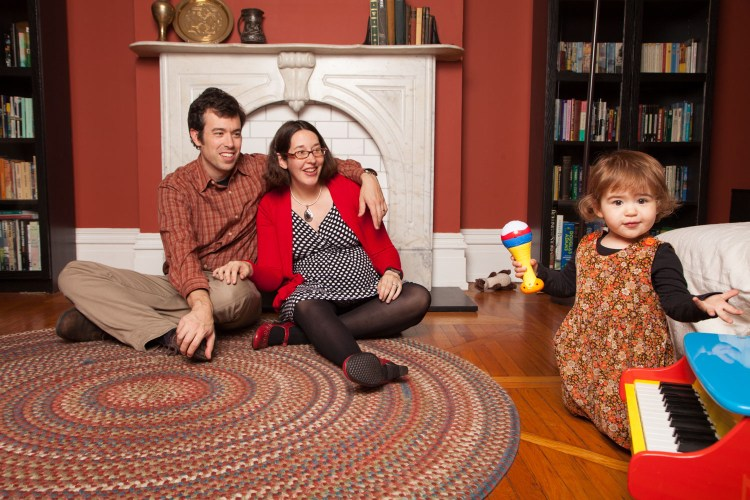 Family Photography at Your Home!