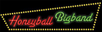 Honeyball Bigband logo