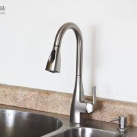 New Moen Faucet1 200x200 Moen Kitchen Faucet With Sprayer