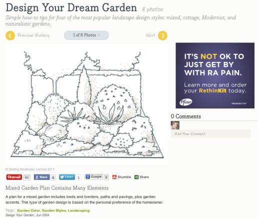 Design your own garden at hgtvgardens.com