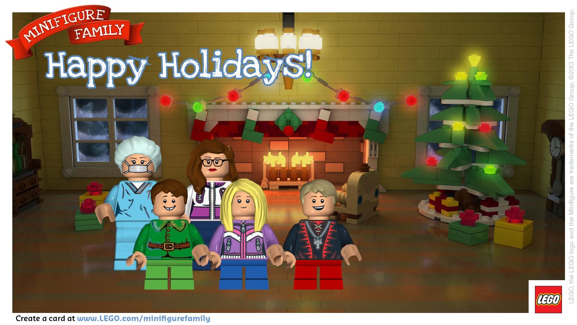Merry Lego Christmas