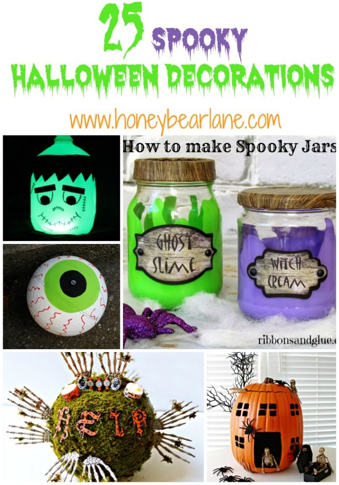 25 Spooky Halloween Decorations