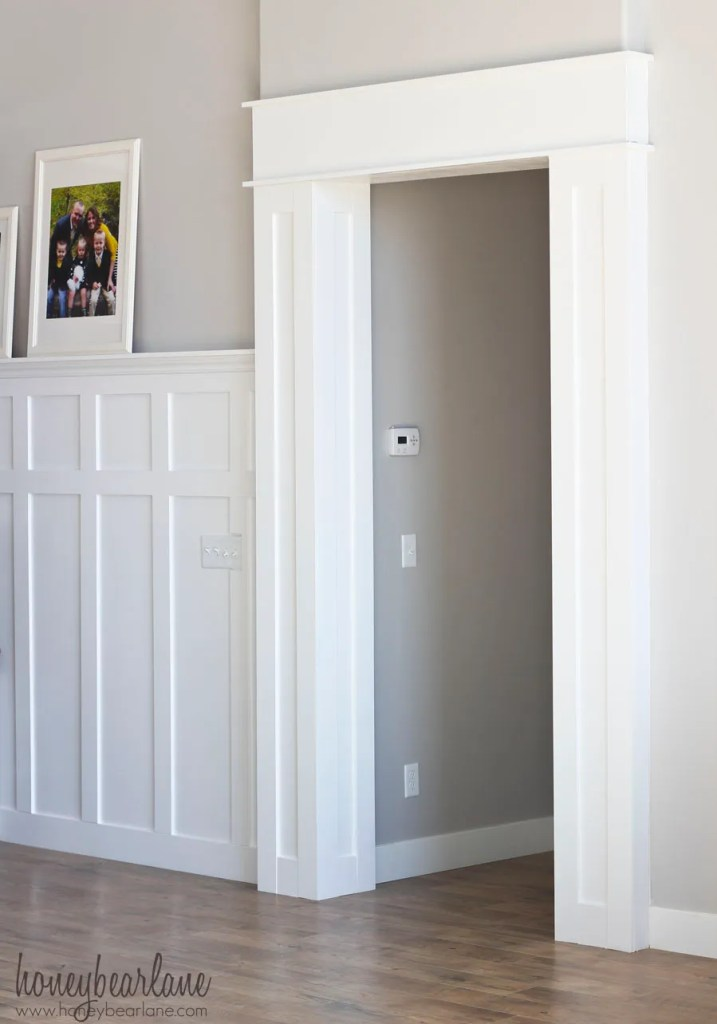 door way trim