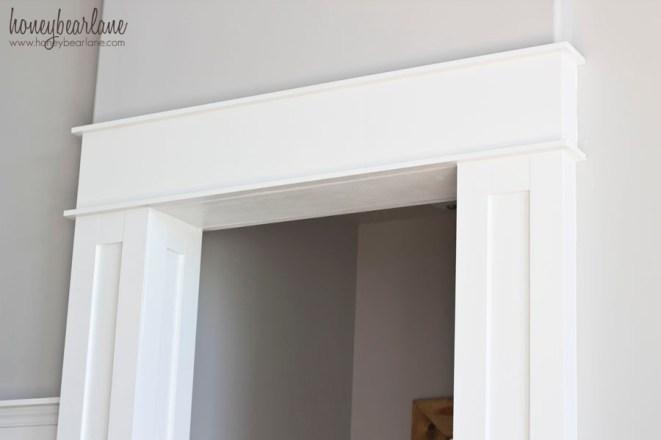 doorway trim