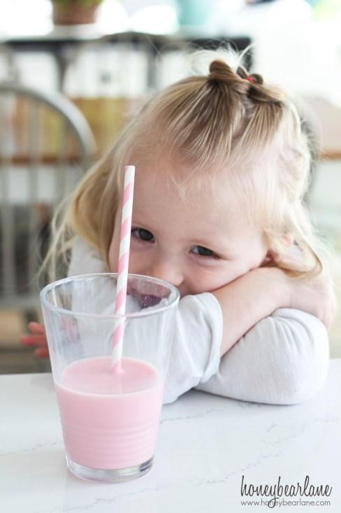 trumoo strawberry milk
