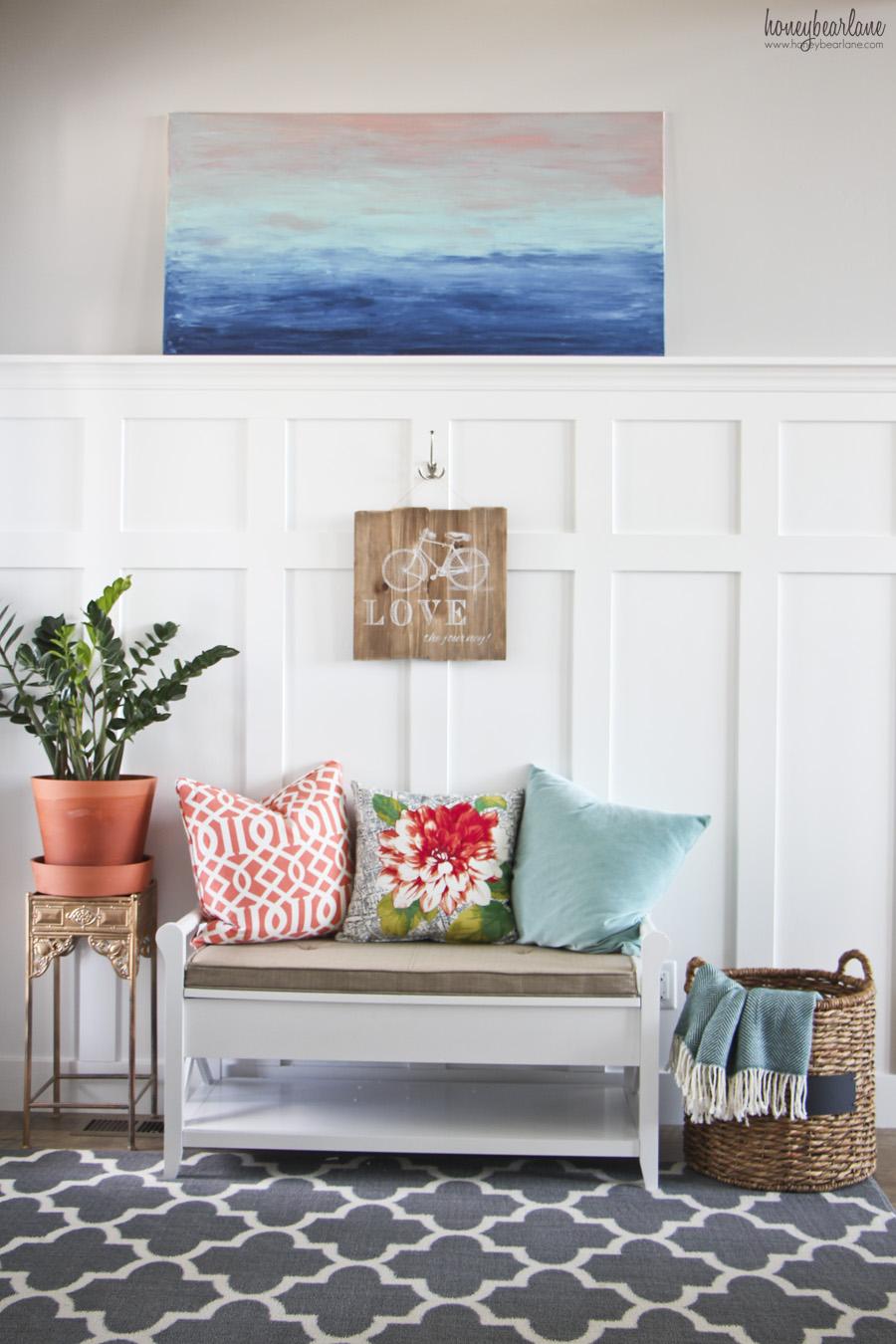 My House Paint Colors Honeybear Lane