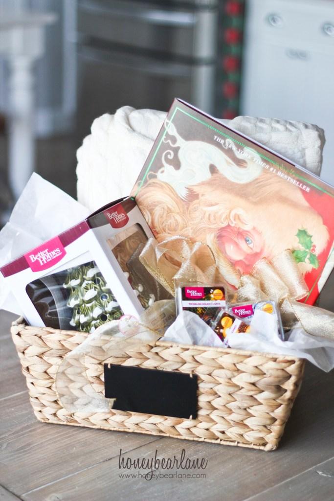 ultimate christmas gift basket